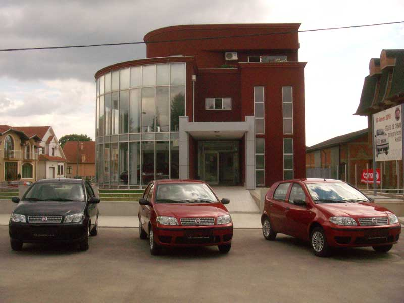 VG Komerc, Veliko Gradište
